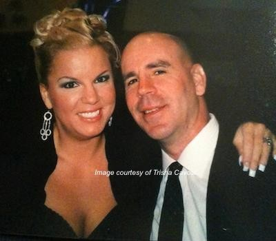 Trisha Cavosi and her husband Joe. Image courtesy of Trisha Cavosi.