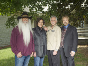 The Oak Ridge Boys. Image provided.