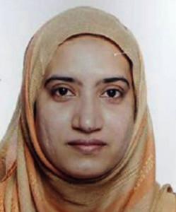 Tashfeen Malik, a face of terror on U.S. soil and an ISIS follower. Public domain image.
