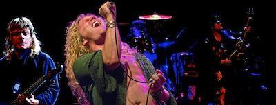 Kashmir, a Led Zeppelin tribute. Image provided.