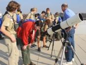 Patriots Path Boy Scouts at Kean University at STEM University. Image provided.