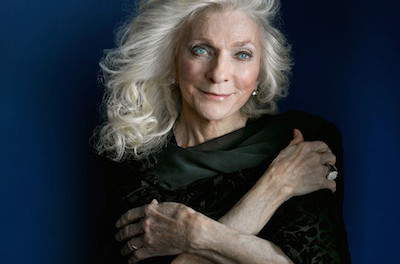 Judy Collins image by Brad Trent.