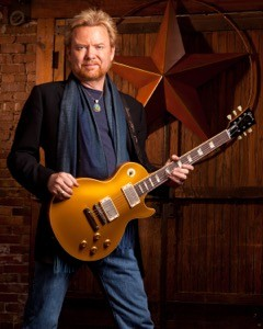 Lee Roy Parnell - Image provided.
