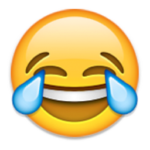 The emoji that Debbie Wasserman Schultz used to mock the Sanders team and reporters. Image courtesy of iemoji.com.