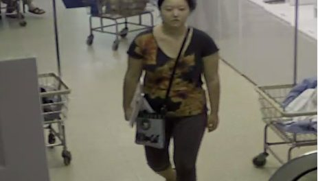The Franklin Borough Police Department is asking for the public's help in locating Tammy Kim, pictured. Photo provided.